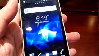 Sony Xperia S hands-on First Impressions