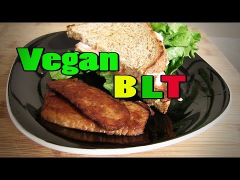 Easy Tempeh Bacon Recipe | TLT