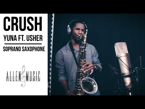 Crush - Yuna ft. Usher - Tenor Saxophone Cover