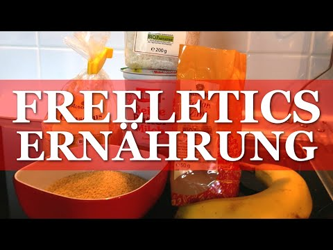 Freeletics Ernährung - So Mach's Ich!