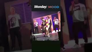 Kodak Black Turning it up at his concert