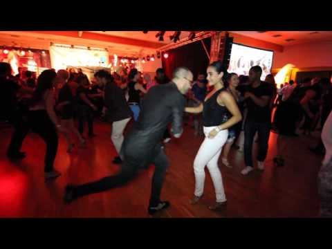 3am Sunday Night @ Warsaw Salsa Fest Mambo flr vid#4
