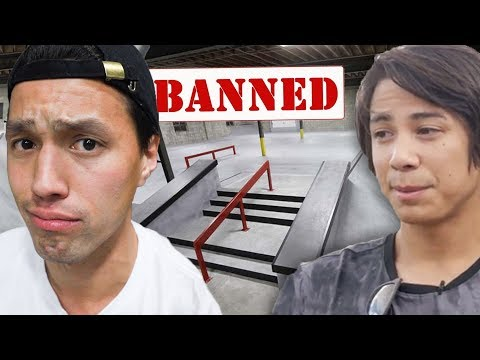 Why I Could NOT Go To Sean Malto's Skatepark