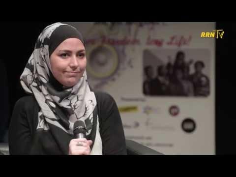 Refugee voices Tv show  S1 E2 Fear factor series ''Discriminism''