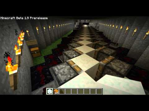 REDSTONE: Snow Golem Machine w/ Download