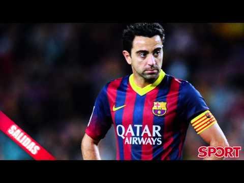 Xavi abandonará el Barça en los próximos días
