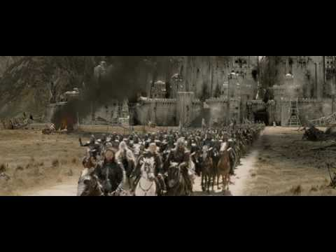 Lord of the Rings - Ensiferum: Into Battle