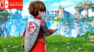 14 NEW Upcoming RPG Games On Nintendo Switch (2019 & 2020)