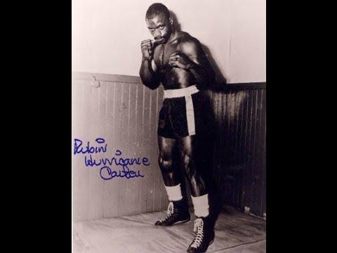 Legendary Middleweight Contender Rubin