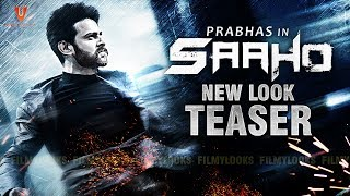 prabhas saaho movie teaser fan made | #saaho | saaho movie firstlook poster | sujeeth