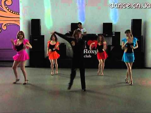 Бальные танцы в Чернигове.Хобби-класс.Видео.Чернигов.