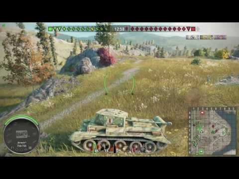 World of Tanks ps4  cromwell M
