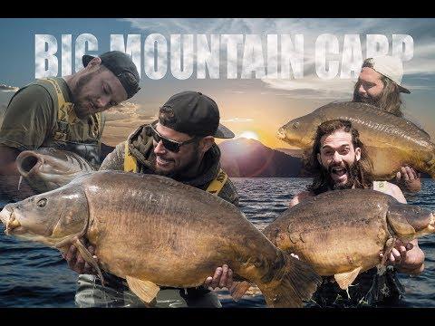 BIG MOUNTAIN CARP - Samir and Laurian in France thumbnail
