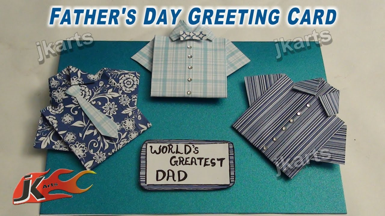Fathers day cards for toddlers to make 14