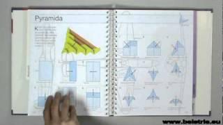 Kniha Letadélka - papírové modely