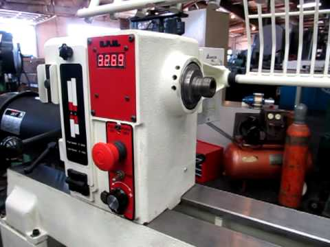 Jet 16 Quot X 42 Quot Electronic Variable Speed Woodworking Lathe