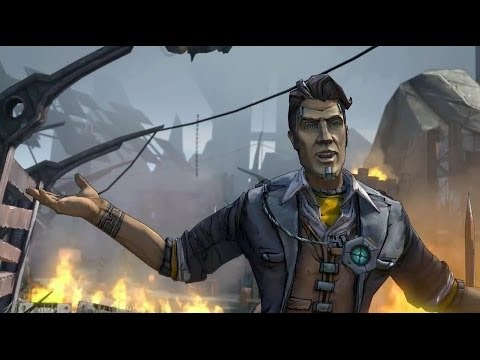 Borderlands: The Pre-Sequel - The Making of Episode 1