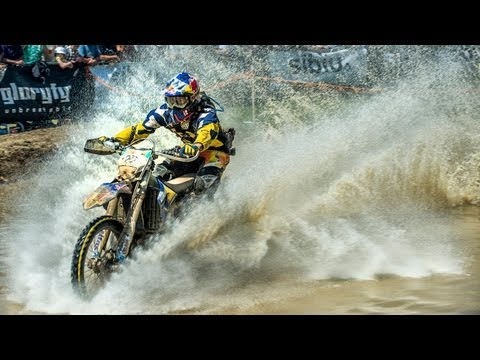 Hard Enduro Race: Day 2 - Red Bull Romaniacs 2013