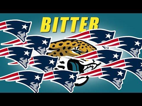 Patriots Defeat Jaguars: There is No God