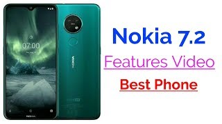 Nokia : Nokia 7.2 Upcoming SmartPhones | Official Video | Price, Date, features | #India #Nokia