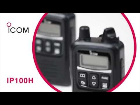 Icom Australia's IP Advanced Radio System