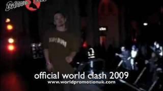 world sound cup clash 2009-Barrier free