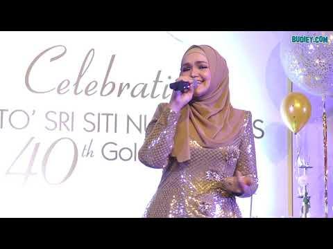 Download Lagu  Siti Nurhaliza - Can't Take My Eyes Off You #SitiGolden40th Mp3 Free