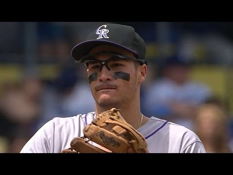COL@LAD: Arenado makes several spectacular plays