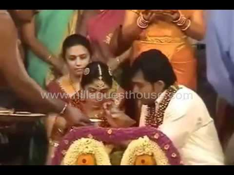 actor karthik  ranjani marriage wedding video