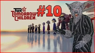 The Tomorrow Children Gameplay (PS4) Part 10 - Lets Go Skiing!