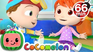 The Socks Song | +More Nursery Rhymes & Kids Songs - CoCoMelon