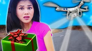 PROJECT ZORGO HACKS OUR CHRISTMAS PRESENTS (Exploring Mysterious Abandoned Clues & Evidence Solved)
