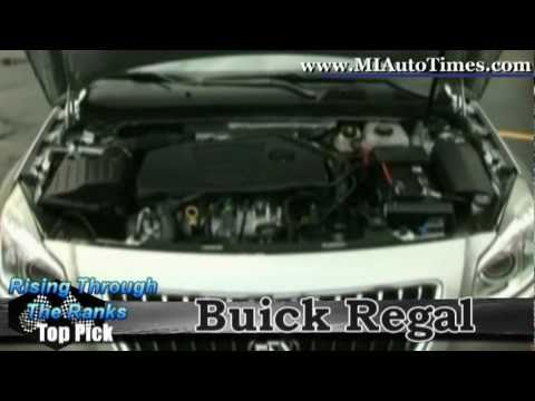 Buick Regal MI Auto Times Top 10 Pick Video