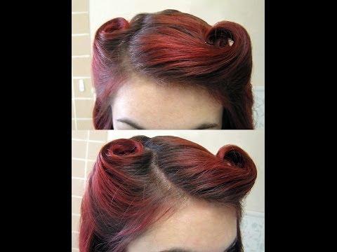 DIY Hair: Vintage 1940