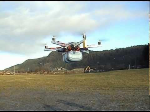 Quad Heavy Lift Heavy-lift Hexacopter Fast