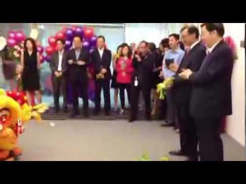 CITIC Telecom CPC Singapore Office Launch Part 2