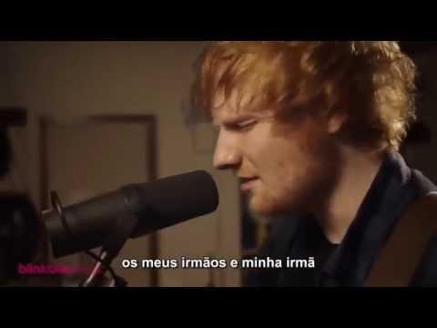 download lagu Ed Sheeran - Afire Love Legendadotradu��o gratis