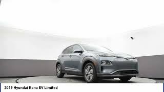 2019 Hyundai Kona EV Limited New 19H0468
