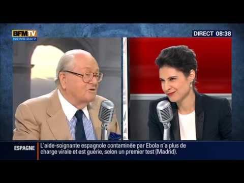Bourdin Direct : Jean-Marie Le Pen - 20/10
