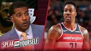 Lakers interest in Dwight Howard is to keep up with Clippers -Jim Jackson | NBA | SPEAK FOR YOURSELF