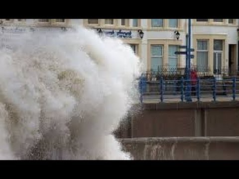 UK severe weather: Two die in latest storms