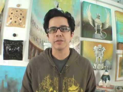 Artist Gabriel Pons - A Digital Art Revolution Interview