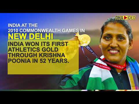 India's Medal Tallies From The Last Three CWG Games