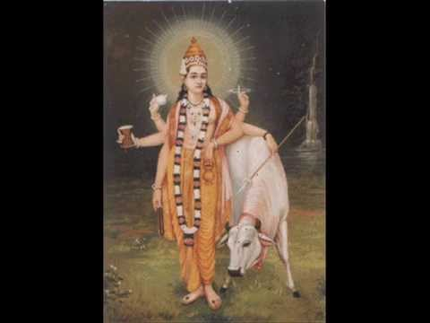 Sri Guru Dattatreya Gayatri.wmv video