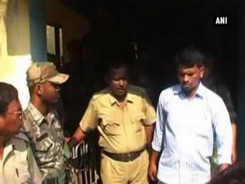 Maoist leader Mansaram Hembram sent to 12-day police custody