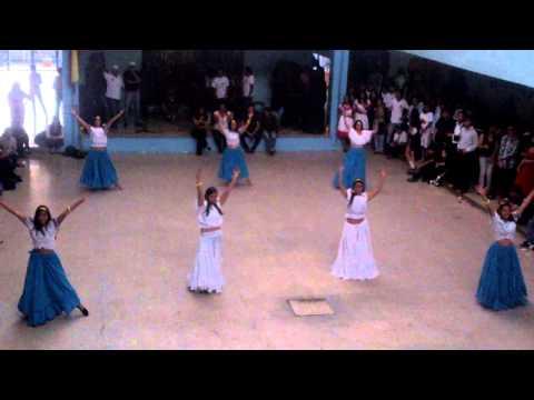 Presentacion Baile Candombe Uruguay