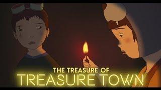 Tekkonkinkreet - The Treasure of Treasure Town