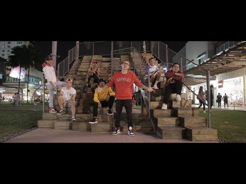 Hayaan Mo Sila - Ex Battalion X O.C Dawgs (Official Music Video)