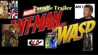 Ant-Man 2 Parodie Trailer !