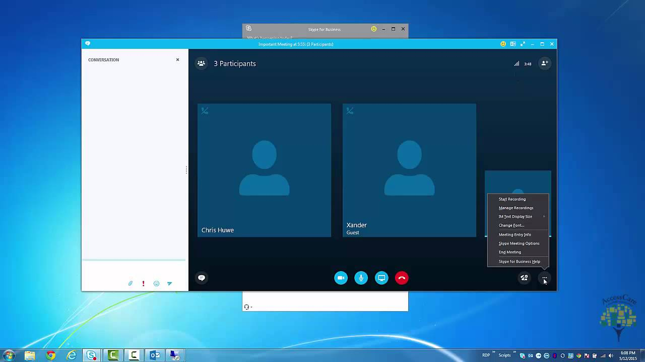 How to remove Skype 50